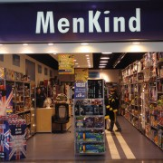 Menkind Front of Shop