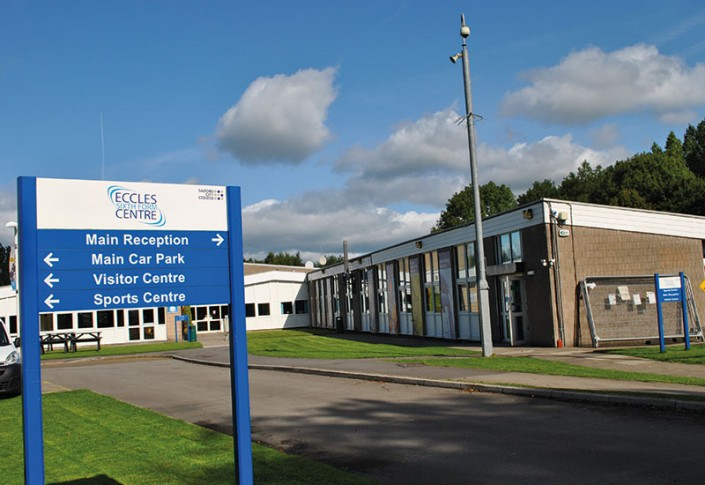 Eccles 6th Form College, Manchester