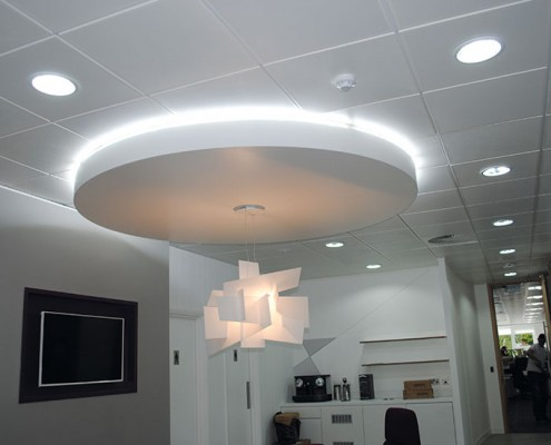 Ocean House, Didsbury, Light Fitting