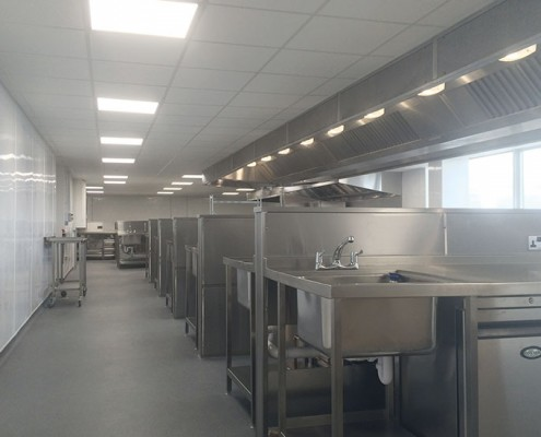 Southport College, Kitchen 3