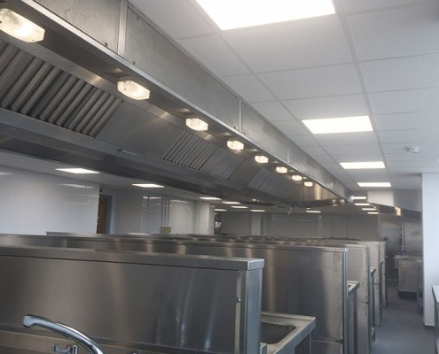Southport College, Kitchen 5