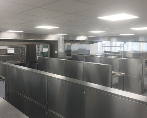 Southport College, Kitchen 2
